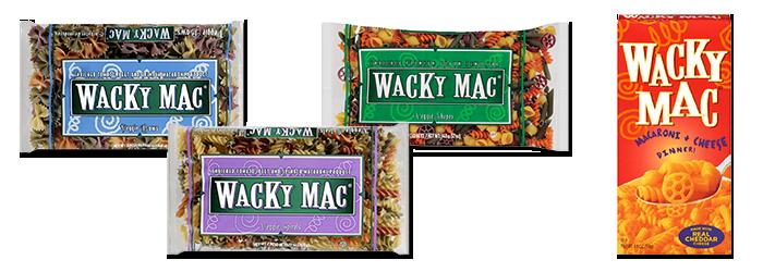 Wacky Mac® - Where to Buy